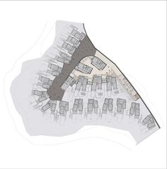 Image 21 of 42 from gallery of Vıcem Bodrum Resıdences / Emre Arolat Architects. Residential Complex, Residential Architecture, Interior Architecture, Interior Design, Plan Maestro, Popular Holiday Destinations, Social Housing, Master Plan, Plan Design