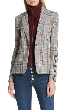 d9a8e9699 Love the Veronica Beard Steel Jacket with Removable Turtleneck Dickey  that s part of the Nordstrom Anniversary