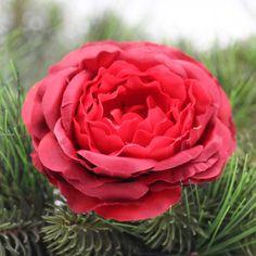 Luxusní látkový květ kamelie Camellia, Fabric Flowers, Luxury, Rose, Garden Ideas, Plants, Pink, Burlap Flowers, Landscaping Ideas