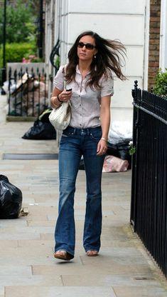 Kate Middleton; Out in London 2007 - kate-middleton Photo