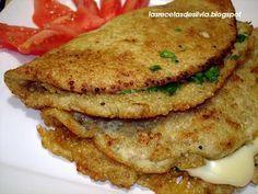 Las recetas de Silvia: Recetas sin colesterol: Tortilla con clara de huevo y quinua o quínoa