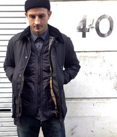Denimhead Barbour Ashby