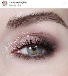 ❤️❤️❤️❤️ #smokeyeye #glitter
