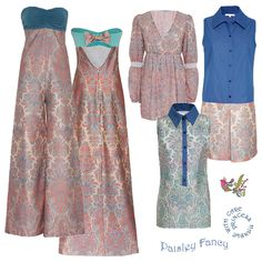 Trend Paisley anche