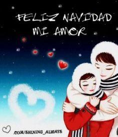 amor en navidad