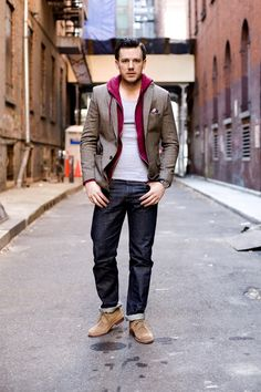 Casual Clothing For Men   Casual Clothes for Men 2012   for life and style