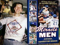 Oakland-Fan-Turned-Writer's Special Bond With Orel Hershiser  #books #baseball