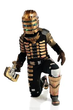This summer, I made an Isaac Clarke and a necromorph costume for a small costume contest in my town. Dead Space, Cool Costumes, Cosplay Costumes, Horror Video Games, Electronic Art, Marker Art, Best Cosplay, Cosplay Ideas, Engineer