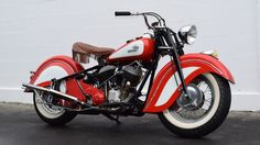 1946 Indian Chief From the Jason Dean Collection presented as lot S60 at Schaumburg, IL