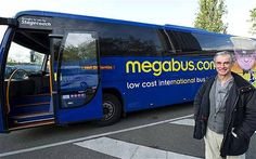 To Paris on the cheap: a Megabus journey for (just over) a pound - Telegraph