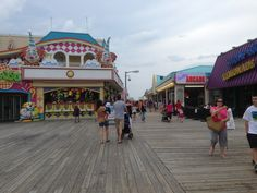 Point Pleasant Beach Boardwalk great place for family