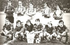 F.C NANTES 1971-72. Fc Nantes, Vintage Football, Club, Football Soccer, Photos, Sports, Movie Posters, Hs Sports, Pictures