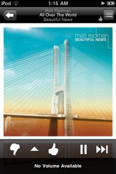 Matt Redman - one of my favorite CDs!
