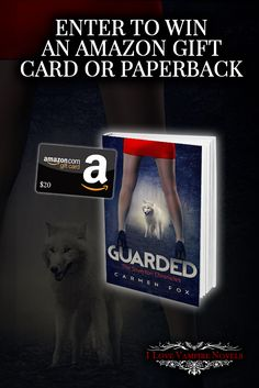 Win a $20 Amazon Gift Card or Copies #Giveaway from Bestselling Author Carmen Fox http://ilovevampirenovels.com/giveaways/win-a-20-amazon-gift-card-author-carmen-fox/?lucky=418902 via @LVVampireNovels