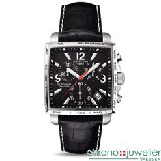 Certina DS Podium Square Chronograaf C001.517.16.057.00 www.chronojuwelier.com