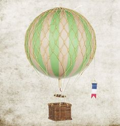 Iconic and inspiring helium filled balloons were one of aviation's first successes. www.lalapatoot.com