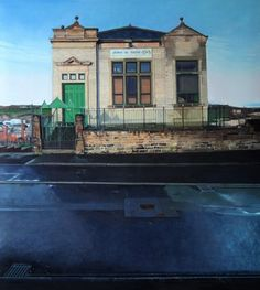 RA Summer Exhibition 2015 work 102 :THE OLD SUNDAY SCHOOL by Tony Noble, £6500.