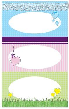 Avery Zweckform Z-Design No. 59791 papír matrica befőttes üvegre - színes szívecskés mintával - kiszerelés: 2 ív / csomag (Avery Z-Design 59791)