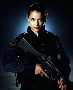 Michelle Rodriguez-SWAT