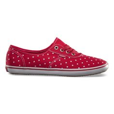 Polka Dot Cedar Vans #Sneakers #Shoes #Vans