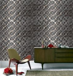 3D wallpaper from 3D surface