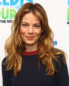 Michelle Monaghan's Loose Waves - Haute Hairstyles for Women Over 40 - Photos