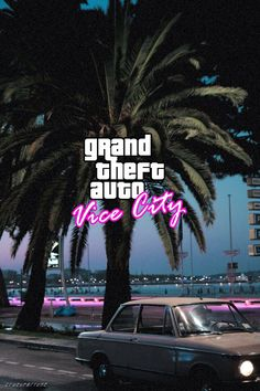 Internet Lifestyle Art Gallery — GTA Vice city 10 Basic Things Every Car Owner Should Know It's so easy to get a car these days. Grand Theft Auto Games, Grand Theft Auto Series, Gta Vi, King's Quest, City Wallpaper, Fallout Wallpaper, Miami Vice, Rockstar Games, San Andreas
