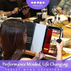 High Performance with a Beautiful Interface! iMenuCards is Perfect for Your Restaurant.  Know More Here: http://www.imenucards.com/   #iMenuCards