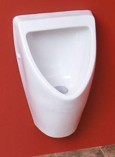 No flush urinal for the kids bathroom