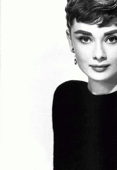 Audrey Hepburn making a huge comeback for the foreseeable future, she is our fashion icon and we are so proud of her achievements in film and her work for UNESCO...