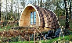 Camping Pod at Eskdale