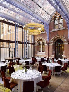 St.Pancras Renaissance London Hotel