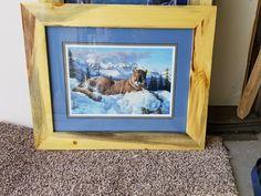 Custom Matboards - Matboard and Big Photo, Photo Contest, Conservation, Snow, Display, Frame, Artist, Artwork, Photos