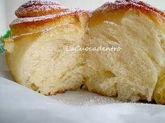 Croissants, Cake Recipes, Dessert Recipes, Desserts, Pasta, Bread And Pastries, Sweet Cakes, Sweet Bread, Cornbread