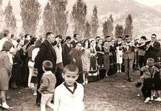 Μέτσοβο 1967 Γαμήλιος χορός. www.metsovomuseum.gr