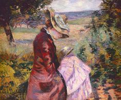 Armand Guillaumin ~ Francés impresionista pintor
