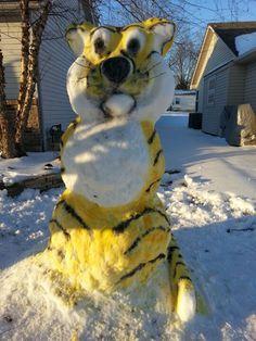 Missouri Tiger hahaha this is amazing!!