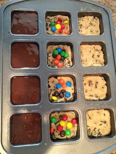 My Pampered Kitchen Adventures: Triple Layer Brownies: Yes, they are as amazing as they sound