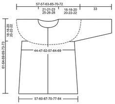 Sahara Cardigan / DROPS 176-17 - Cardigan lavorato ai ferri con motivo traforato, lavorato dall'alto in basso in DROPS Cotton Merino. Taglie: S - XXXL. - Free pattern by DROPS Design