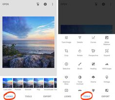 Snapseed App Tutorial: The Complete Guide To Snapseed Photo Editing Photography Filters, Photography Basics, Photoshop Photography, Iphone Photography, Photography Tutorials, Photography School, Photography Ideas, Cool Photoshop, Photoshop Tutorial