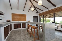 Modern Tropical Design Mixed With Traditional Thai Elements: Casas Del Sol  ...