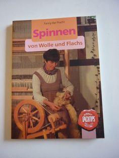 Spinnen von Wolle und Flachs  F. Pracht   Rudolf Müller Fachtips Sachbuch in Antiquitäten & Kunst, Alte Berufe, Spinner | eBay!