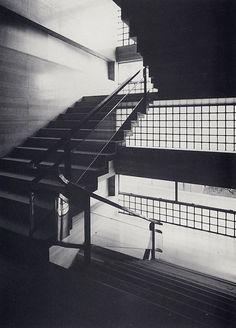 Casa del Fascio / Giuseppe Terragni, 1932- 1936