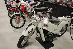 OldMotoDude: 1970 Velocette LE Police Bike sold for $4,000 at t...