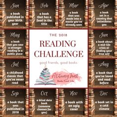 2018 Reading Challenge | A Literary Feast
