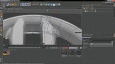 what's different to use 'Boole' or 'dividing polygon' though 'a making tire wheel' in Best of C4D Tutorials. on Vimeo