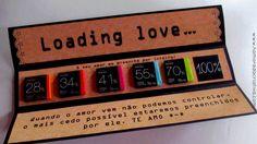 How to make a paper box Presents For Boyfriend, Boyfriend Gifts, Diy Weihnachten, Valentine's Day Diy, Love Cards, Valentines Diy, Creative Gifts, Diy Gifts, Diy And Crafts