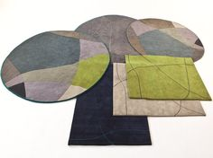 Download the catalogue and request prices of Greenwich rugs By bene, patterned rug design PearsonLloyd