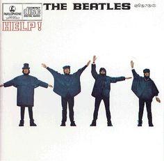 The Beatles HELP! - Album Cover - August 6, 1965 #Beatles
