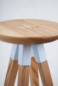 Y.S Collective  : High Collar Stool